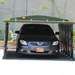 標準轎式車庫