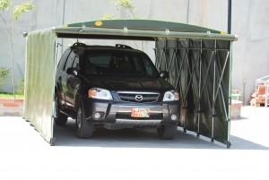 標準休旅車車庫