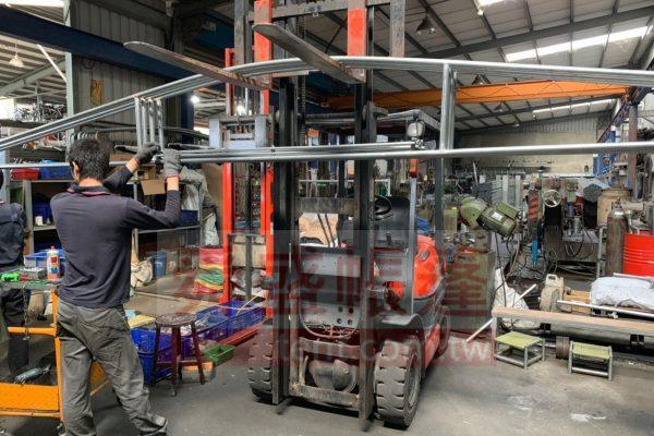 活動車庫、活動帳篷製造工廠